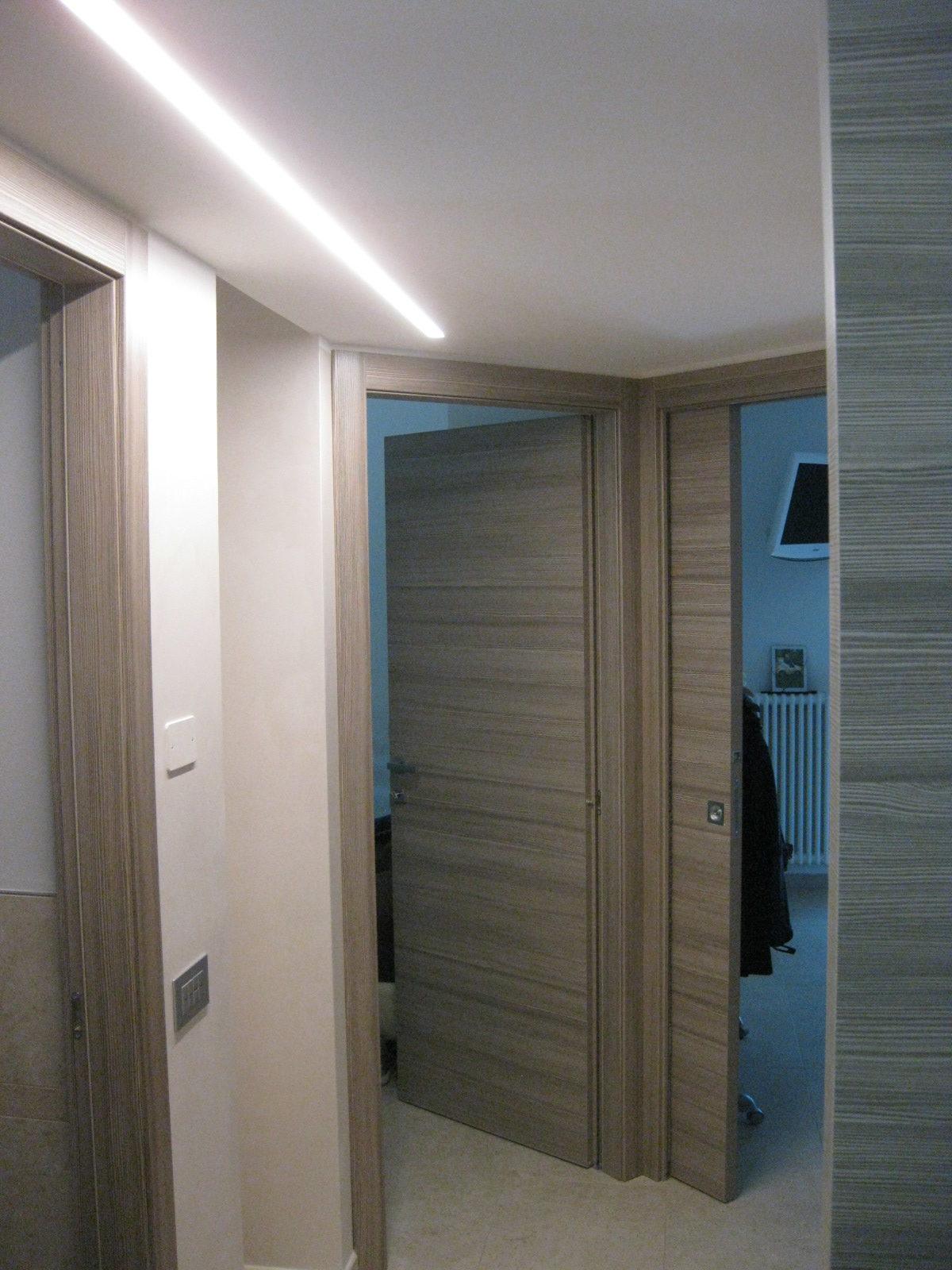 Ristrutturazione competa di un appartamento