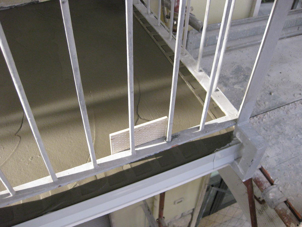 Rifacimento balconi fabbricato condominiale